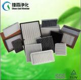 Фильтр рамки HEPA Wodern коробки типа фильтрации H13
