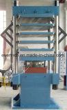 Formación de espuma EVA de vulcanización de caucho la Máquina de prensa