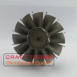 Asta cilindrica della rotella di turbina Hy35
