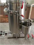 Esterilizador de vapor aquecedor de leite Uht