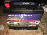 Tension de Super NS70MF 12V65Ah sans entretien batterie auto
