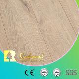 revestimento estratificado de madeira de madeira laminado carvalho da prancha do vinil de 12.3mm E0 HDF