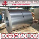 bobina de aço galvanizada mergulhada quente do zinco de 0.16mm Hdgi para a telha