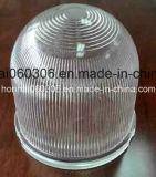 Cupola protetta contro le esplosioni modellata indurita di vetro di Borosilicate (vetro 14 di illuminazione di HH)
