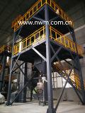 10tph de klaar Gemengde Installatie van de Mengeling van het Mortier