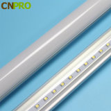 높은 광도 T8 60cm LED 가벼운 관 9W