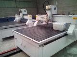 高速木CNCのルーターの真空表が付いている自動アップロードし、ダウンロードシステム