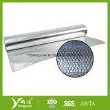 Isolação de telhado de alumínio duplo