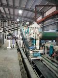 60000cu capacidade por ano a linha de produção de painéis de partículas