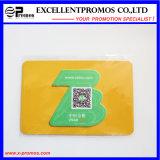 Ткань из микроволокна клей липкий экрана мобильного телефона поверхностей протирайте (EP-C7167)