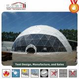 markttent van de Structuur van de Tent van de Koepel Diametra van 55m de Grootste Geodetische