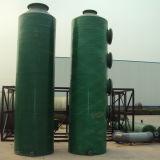 Toren van de Gaszuiveraar van de Collector van het Stof FRP GRP de Natte