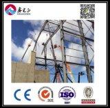Structure en acier de construction de l'atelier mobile (BYSS006)