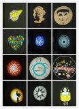 40W de Omwenteling van de Lichten van Gobo van het Embleem van de binnen LEIDENE Projector van de Disco met Statisch