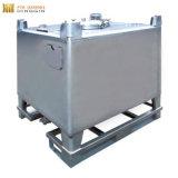 1000L de acero inoxidable CIB SUS Depósito316L31A de la ONU/Imdg Y.