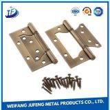 Precision из нержавеющей стали с листовым металлом штамповки петли двери/окна