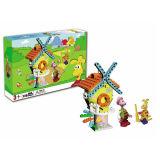 Brinquedo de construção DIY Building Building inteligente (H8559102)
