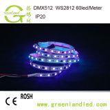 Оптовые цены на заводе RGB полноцветныйсветодиодный 12 В постоянного тока полоса с маркировкой CE RoHS утверждения