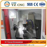 고속 정밀도 기울기 침대 CNC 선반 기계