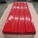 Gewelltes galvanisiertes Stahldach-Blatt des Stahlprodukt-Q235B Haus