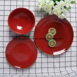 China fábrica de vajilla de cerámica de alta calidad para el Hotel