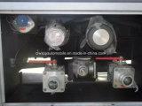 Triaxial de remolque cisterna de 10.000 galones de remolque del depósito de gasóleo personalizado para la exportación