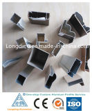 Profil d'alliage en aluminium pour l'industrie utilisé/ Matériau de construction en aluminium