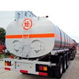 트레일러 45000 리터 3 차축 연료 탱크