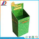 Напечатанная таможней коробка индикации супермаркета Corrugated картона упаковывая выдвиженческая