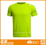 Men's Sports exécutant dry fit T-Shirt Polyester