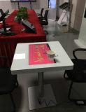 LCD van Yashi Interactieve Lijst voor Koffiebar of Restaurant