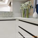 Oppeinの現代高品質PVCモジュラー木製の食器棚(OP15-PVC05)
