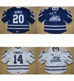 Мужской костюм для детей женщин настроить Ohl Миссисауга Steelheads 14 Cobbold 20 могил хоккей Джерси дешевые футболках Nikeid Goalit высокое качество резки футболках NIKEID