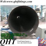 Дуга GR b X60 API 5L продольная погрузила сваренную трубу в воду LSAW стальную