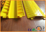 1000 * 250 * 45 mm Light Duty Ein Channel Plastic PVC Cable Protector Ramp