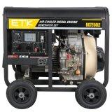 Звук затухающие Air-Cooled дизельного генератора