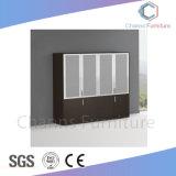 黒4のドアのオフィスのファイルキャビネット(CAS-FC1820)