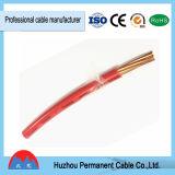 Fil électrique de Thhn et cordon enduits en nylon de câble isolés par PVC