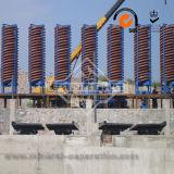 De Spiraalvormige Separator van de steenkool