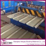 Fournisseur de la Chine galvanisé par acier de tuile de toiture en métal de tôle d'acier de couleur