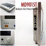 Monitor paciente MD9015t de Meditech com a tela de toque de 15 polegadas
