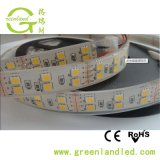 28.8W 12V/24V de alta calidad 5050 tira de LED Flexible LED 120/M