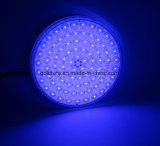 PAR56 LED RGB de la luz de la piscina llena de resina de 30W 441 LED