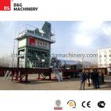 Завод оборудования завода асфальта смешивания 140 T/H горячий/асфальта Portable&Mobile