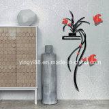 بالجملة [3د] [بوتّد] معمل جدار لاصق لأنّ يعيش غرفة غرفة نوم