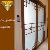Алюминиевые двери (двойные стекла) с 2 СДВИЖНОЙ ПАНЕЛИ