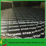 Aufbau verwendete Mischkern gedrucktes Firmenzeichen-Film gegenübergestelltes Furnierholz