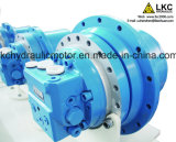 Pièces de rechange pour le moteur hydraulique de course d'excavatrice de la chenille PC30-7