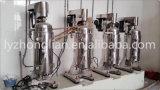 Gq105j leche centrífugas tubulares de acero inoxidable