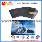 El tubo de caucho natural Venta caliente neumático de moto y el tubo de 275/300-17 275/300-18 Tr4